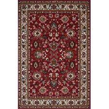 Teppich Iran Shiraz Sahara in Rot