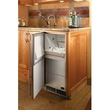 """Signature Series 15"""" W 55 lb. Built-In Clear Ice Maker"""