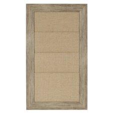 Beatrice Framed Wall Organization Board,1.11' x 1.1'