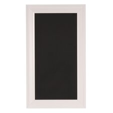 Bosc Magnetic Wall Mounted Chalkboard, 1.2' x 2'