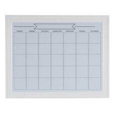 Bosc Magnetic Organization Board, 2.5' x 2'