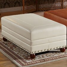 Leopold Royal Stitching Ottoman Bench