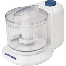 Black and Decker 1.5 Cup One Touch Chopper