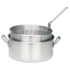 10-qt. Fry Pot with Basket