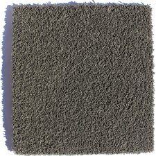 "Tranquility Residential 24"" x 24"" Carpet Tile in Slate Gray"