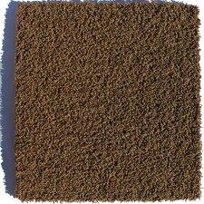 "Serenity Residential 24"" x 24"" Carpet Tile in Brown"