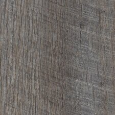 "6"" x 48"" x 7.62mm Luxury Vinyl Plank in Sawtooth Grey"