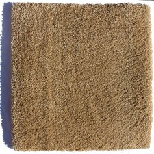 "Luxe Residential 24"" x 24"" Carpet Tile in Brown"