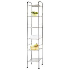 "12.75"" W x 65.75"" H Bathroom Shelf"