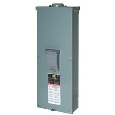 200 Amp Manual with Enclosed Circuit Breaker