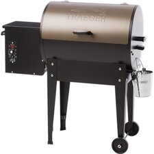 Junior Elite 20 Wood Fired Grill