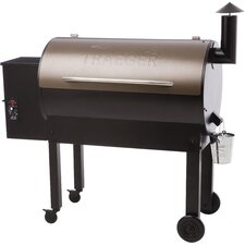 Texas Elite 34 Wood Fired Grill