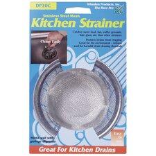 Stainless Steel Mesh Kitchen Strainer