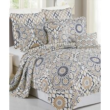 Tradewinds 7 Piece Bedspread Set