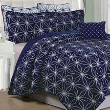 Memphis 7 Piece Coverlet Set