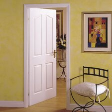 4 Panel White Internal Door
