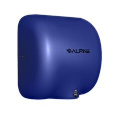 Hemlock 120 Volt Hand Dryer in Blue
