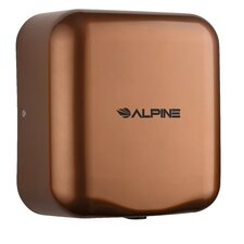 Hemlock 120 Volt Hand Dryer in Copper