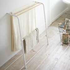 """Tosca 25.6"""" Wall Mounted Leaning Bath Towel Hanger"""