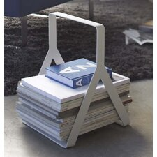 Tower Magazine and Newspaper Holder