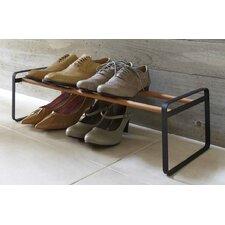 Plain 1-Tier Shoe Rack