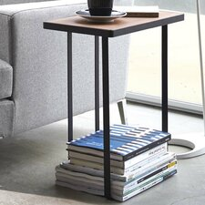 Tower Magazine Rack and Table