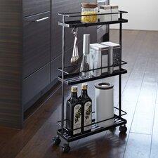 Tower Rolling Kitchen Storage Cart
