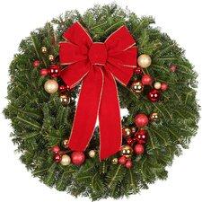 """24"""" Fir Wreath"""