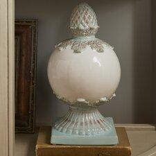 Ceramic Finial Décor