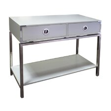 2 Drawer 1 Shelf Cabinet