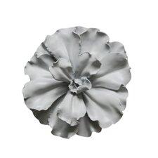 """16.25"""" Resin Flower Wall Décor"""