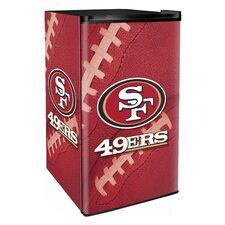 NFL 3.2 cu. ft. Compact Refrigerator