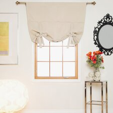 Tie Up Room Darkening Single Curtain Valence