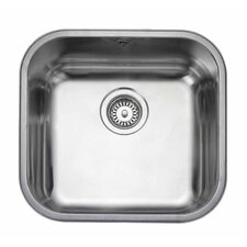 43 cm x 46 cm Küchenspüle Classic