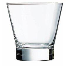 Barcraft 10.5 Oz. Flared Double Old Fashion Glass (Set of 4)