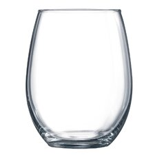 15 Oz. Stemless Wine Glass (Set of 12)