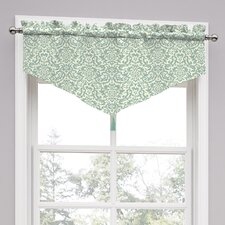 "Duncan Damask 52"" Curtain Valance"