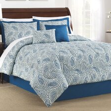 Paisley Proposal 6 Piece Comforter Set
