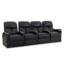 Bolt XS400 Home Theater Recliner (Row of 4)