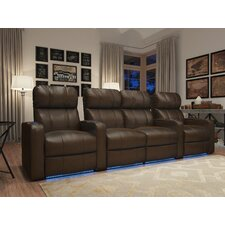 Turbo XL700 Home Theater Loveseat (Row of 4)