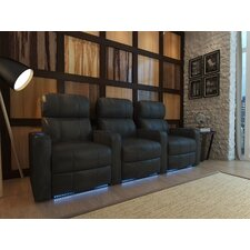 Turbo XL700 Home Theater Recliner (Row of 3)