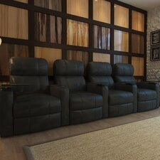 Turbo XL700 Home Theater Recliner (Row of 4)