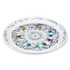 Poul Pava Be Friends Plate