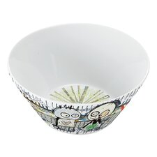 Poul Pava Be Friends Party Bowl (Set of 2)