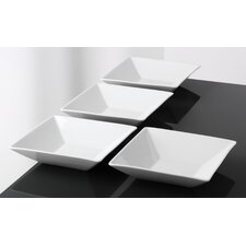 Aroma Square Soup Plate (Set of 4)