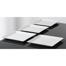 Aroma Square Lunch Plate (Set of 4)