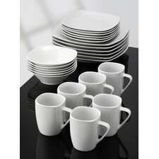 Bistro 24 Piece Dinnerware Set