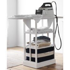 Ironing Table with Drawer