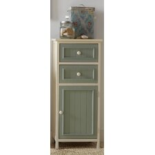 2 Drawer and 1 Door Cabinet