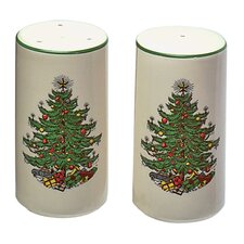 Original Christmas Tree Traditional Salt and Pepper Set